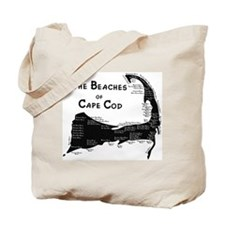 EVERY BEACH ON THE CAPE Tote Bag