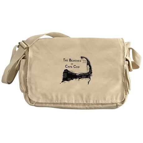EVERY BEACH ON THE CAPE Messenger Bag