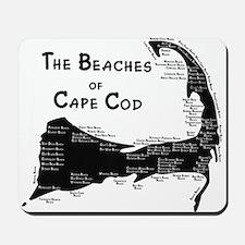EVERY BEACH ON THE CAPE Mousepad