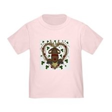 Christmas Reindeer Wreath T