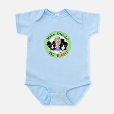 Yell Bingo Infant Bodysuit