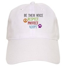 Be Their Voice Baseball Cap