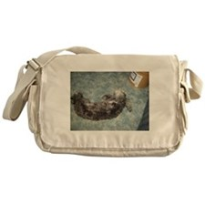 Silly Sadie Messenger Bag