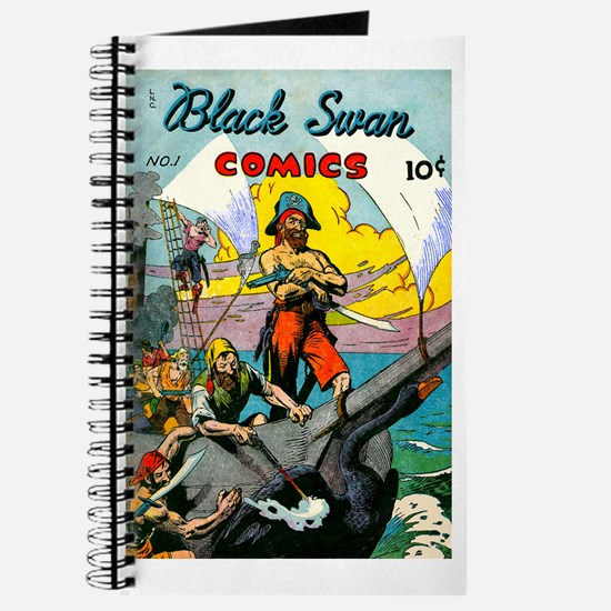 Black Swan Comis #1 Journal