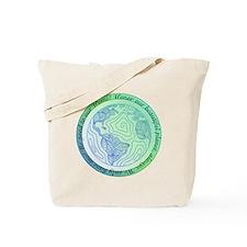 Earth image Tote Bag