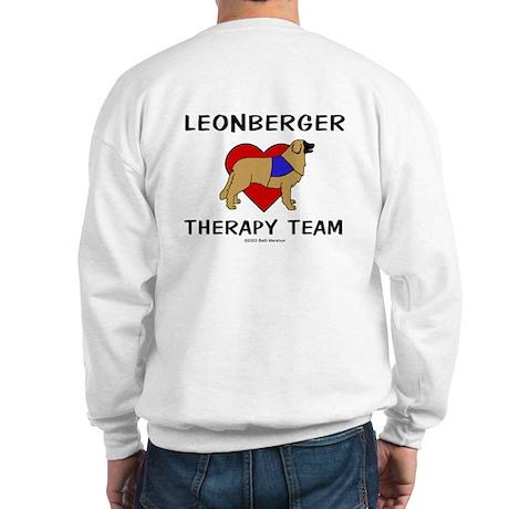 Leonberger Therapy Sweatshirt