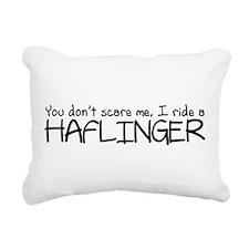 Haflinger Rectangular Canvas Pillow