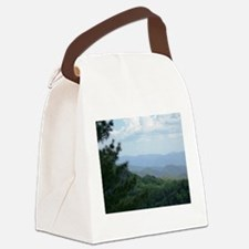 Great Smoky Mountains I Canvas Lunch Bag