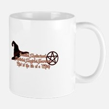 This is the life of a Witch Mug