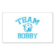 Team Bobby Decal