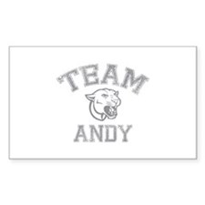Team Andy Decal