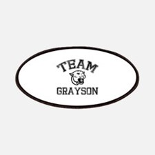 Team Grayson Patches