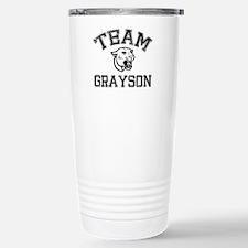 Team Grayson Travel Mug