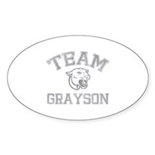 Team Grayson Decal