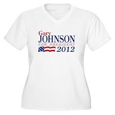 Gary Johnson T-Shirt