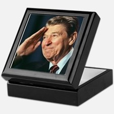 Ronald Reagan Keepsake Box