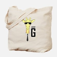 Agent G Tote Bag