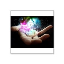 "The Magick Within Square Sticker 3"" x 3"""