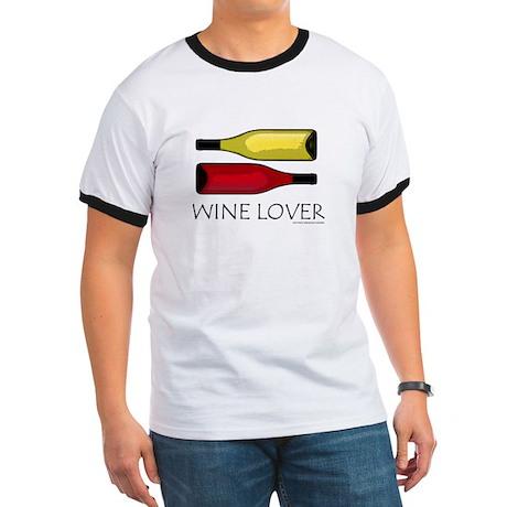 Wine Lover's Ringer T