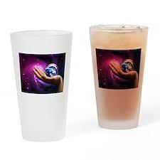 Multiverse Drinking Glass