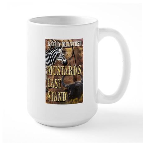 Mustards Last Stand Large Mug