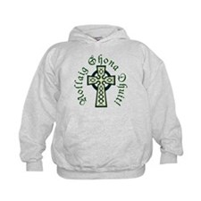 Christmas Celtic Cross Hoodie