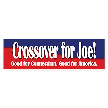 Crossover for Joe (Lieberman)
