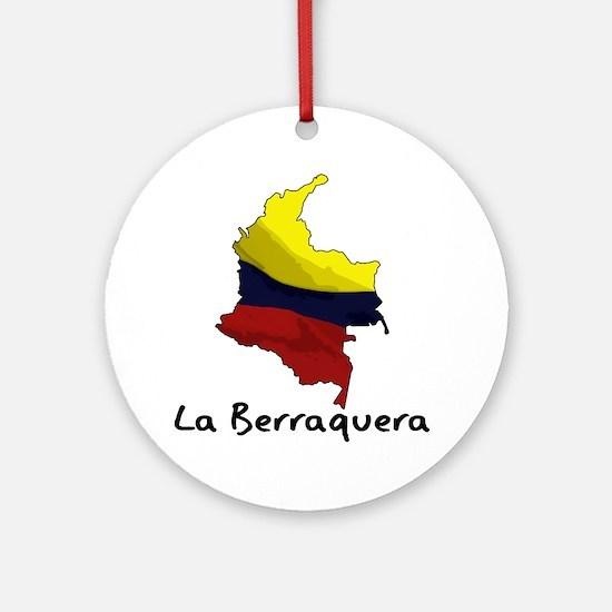 La Berraquera Ornament (Round)