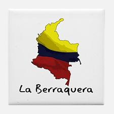 La Berraquera Tile Coaster