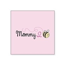 Mommy To Bee Sticker