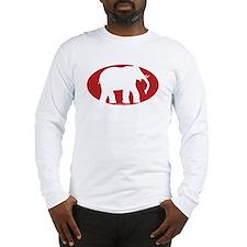 StickerElephant copy.jpg Long Sleeve T-Shirt