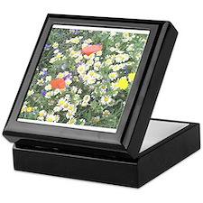 British Wildflowers Keepsake Box