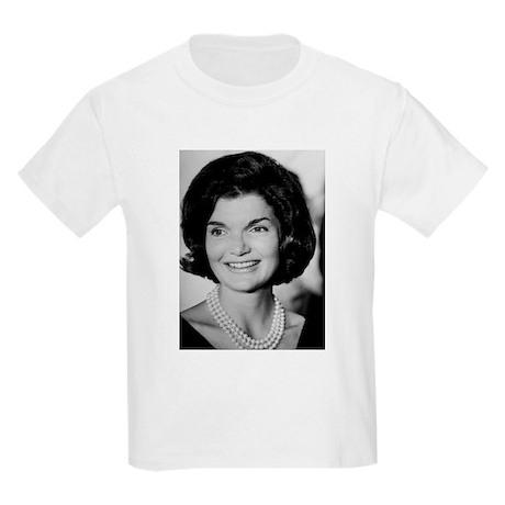 Jackie Kennedy Kids Light T-Shirt