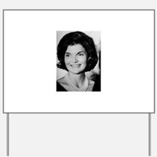 Jackie Kennedy Yard Sign
