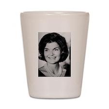 Jackie Kennedy Shot Glass
