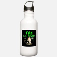 Tax the Rich! Water Bottle