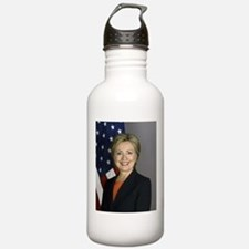 Hillary Clinton Water Bottle