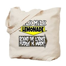 Milk Milk Lemonade Tote Bag