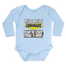 Milk Milk Lemonade Baby Outfits