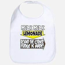 Milk Milk Lemonade Bib