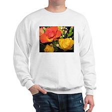 Summer Roses Sweatshirt