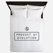 Product of Evolution Queen Duvet