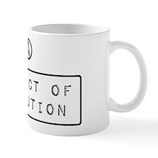 Product of Evolution Mug