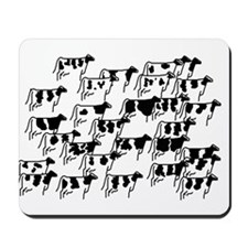 Holstein Herd Mousepad