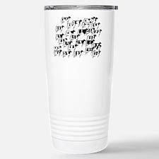 Holstein Herd Travel Mug
