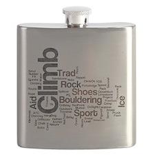 Climbing Words Flask