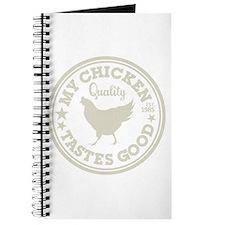 My Chicken Tastes Good Journal