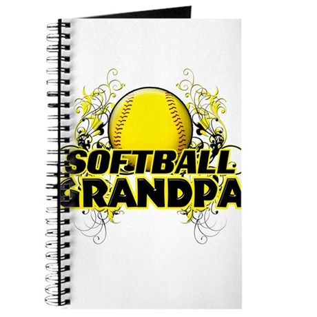 Softball Grandpa (cross).png Journal
