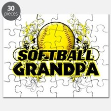 Softball Grandpa (cross).png Puzzle