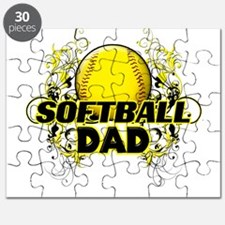 Softball Dads (cross).png Puzzle